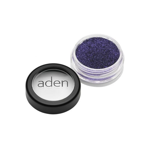 ADEN Glitzerpuder 18 Misty Blue 5 gr