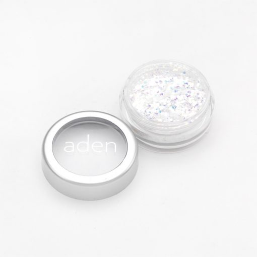 ADEN Glitzerpuder 26 Milky Way 5 gr